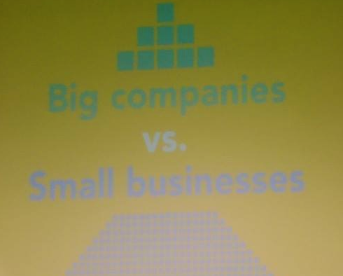 Website Security - Big vs Small Company
