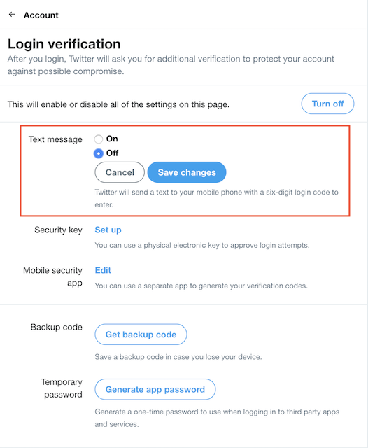 How to enable 2FA on Twitter with Authy, Google Authenticator or